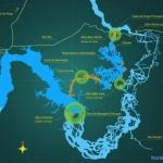 16. Norte Energia a remporté l'appel d'offre en proposant un prix pour la vente d'énergie de 44 $US par mégawattheure. Le coût des travaux est estimé entre 9 et 17 milliards $US.