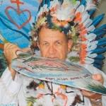 30. Erwin Krautler, l'évêque du Xingu, a reçu le prix Nobel alternatif pour son engagement envers la cause des peuples de son diocèse.