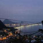Vue sur Ipanema depuis les terrasses